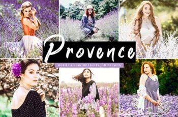 Provence Mobile & Desktop Lightroom Presets 2