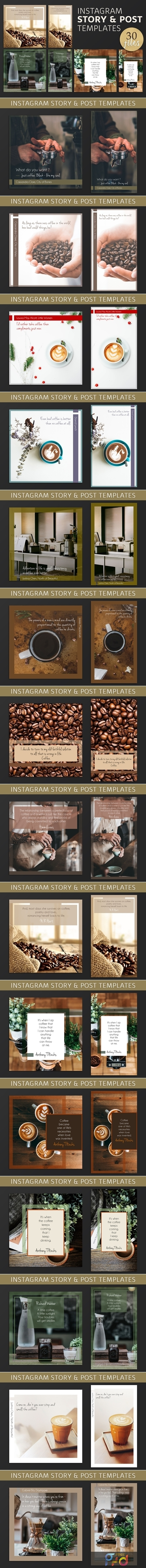 Instagram Post & Story Templates 3589023 1