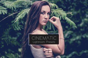 Cinematic Lightroom Presets 5