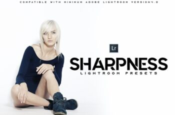 Sharpness Lightroom Presets 2