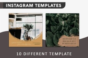 Instagram Post Templates 3589013 5