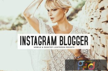 Instagram Blogger Lightroom Presets Pack 3