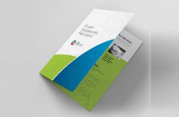 Corporate Bifold Brochure 3588502 4