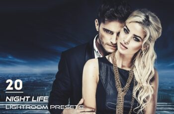 20 Night Life Lightroom Presets 3844396 7