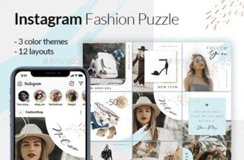 Fashion Puzzle - Instagram Posts 23970677 3