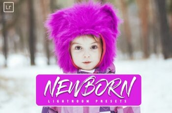 Newborn Lightroom Presets 4
