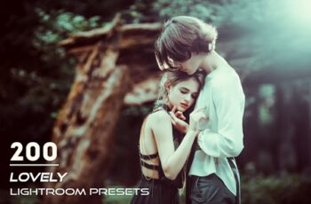 200 Lovely Lightroom Presets 3844399 4