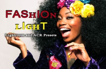 Fashion Light Lightroom and ACR Presets 4