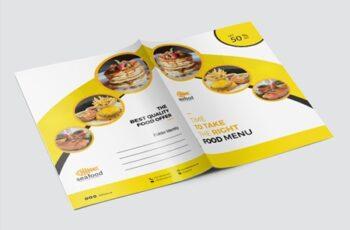 Fastfood Presentation Folder 3590092 9