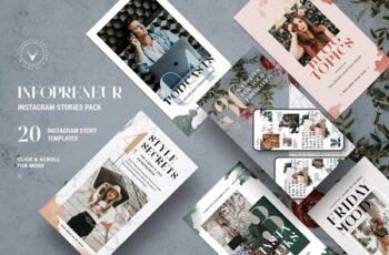 Infopreneur Instagram Stories Pack 3870391 5