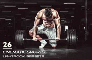 26 Cinematic Sports Lightroom Presets 7