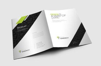 Minimal Presentation Folder 3590093 5