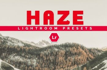 Haze Lightroom Presets 6