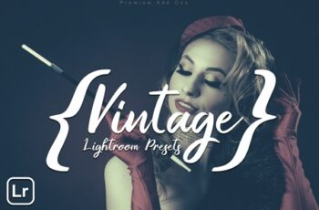 Vintage Lightroom Presets 5