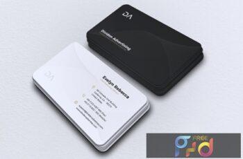 Minimalist Business Card Vol. 40 2