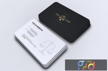 Minimalist Business Card Vol. 41 6