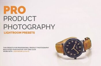 PRO Product Photography LR Presets 5