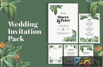 Wedding Invitation Set 6XUV5LR 3