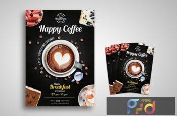Coffee Promo Flyer 5
