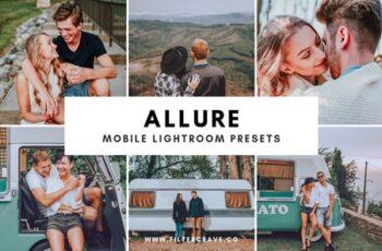 Allure Moblile Lightroom Presets 3597713 7