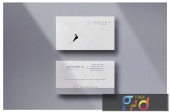 Minimal Business Card - Vol.21 3