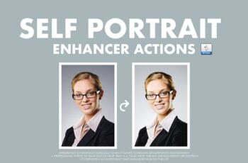 Self Portrait Enhancer Actions 3605945 2
