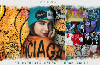 Photo Overlays Graffity Grunge 1511847 3
