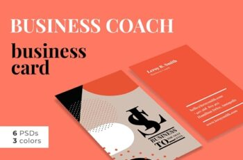 Business Coach Business Card 3874270 1