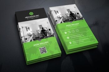 Corporate Business Card 3590939 3