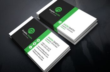 Corporate Business Card 3590975 3