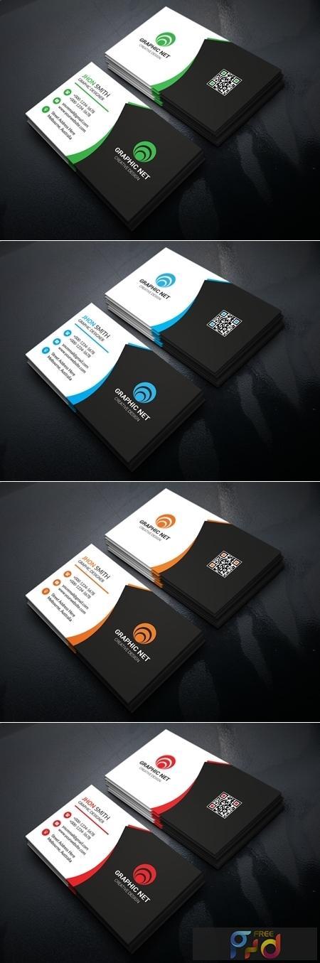 Corporate Business Card 3591006 1