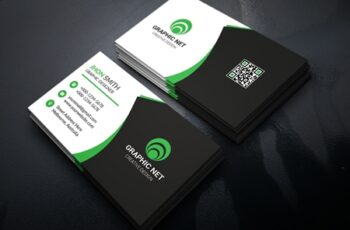 Corporate Business Card 3591006 5