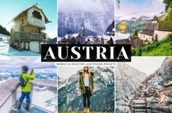 Austria Mobile & Desktop Lightroom Presets 7