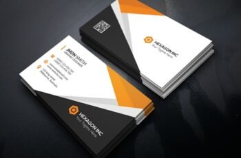 Corporate Business Card 3591440 3