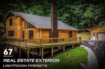67 Real Estate Exterior Presets 3876194 6
