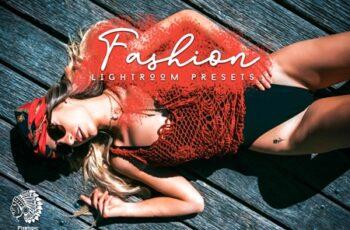 Fashion Lightroom Presets 3
