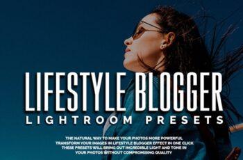 Lifestyle Blogger Lightroom Presets 6