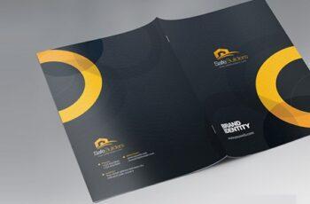 Business Presentation Folder 3592648 5