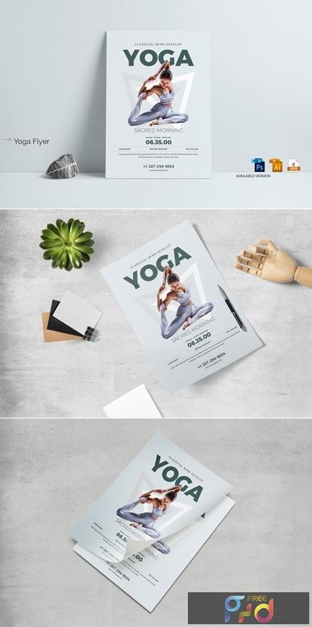 Yoga Flyer 3592476 1
