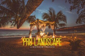 Pro Landscape Lightroom Presets 4