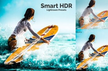 Smart HDR Lightroom Preset 4