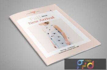 Fashion Bifold Brochure 57M5NT 7
