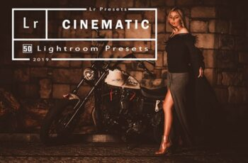 50 Cinematic Lightroom Presets 5