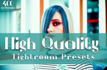 High Quality Lightroom Presets 6