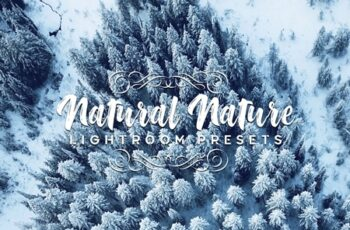 Natural Nature Lightroom Presets 2