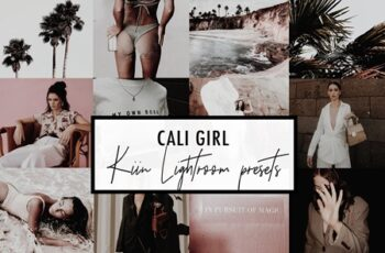 CALIFORNIA GIRL LIGHTROOM PRESETS 3851257 3