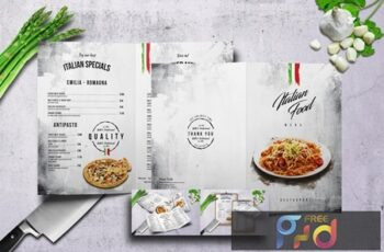 Italian Food Menu Bundle V2 6
