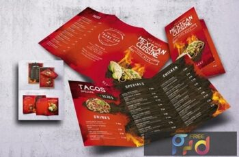 Mexican Food Menu Bundle V2 5