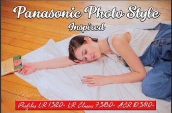 Panasonic Photo Style Inspired profiles LR ACR 3883999 3