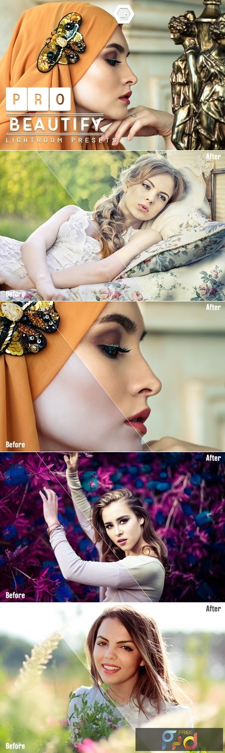 Pro Beautify Lightroom Presets 3593174 1